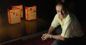 Héctor Presa, treinta años dedicado al teatro para chicos