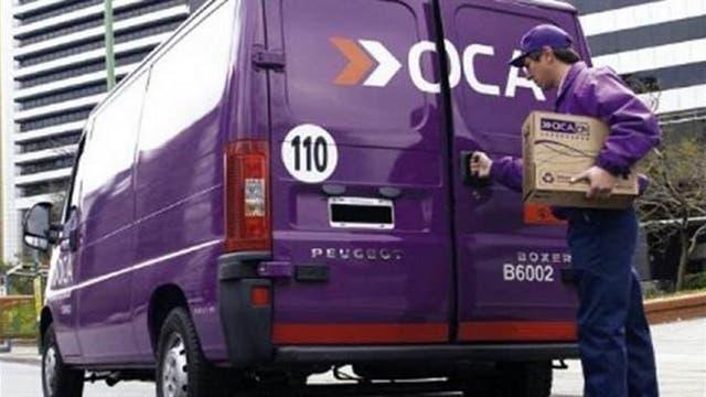 OCA, la empresa postal privada más grande del país, podría tener los días contados