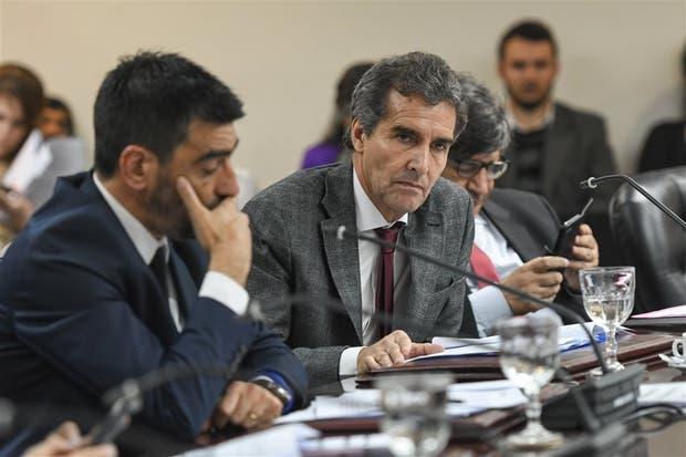 Godoy confirmó que hoy no asistirá a la reunión de consejo
