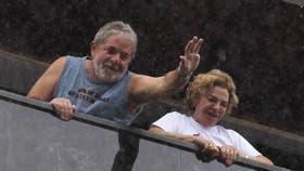 La mujer de Lula está internada en San Pablo, en medio de acusaciones contra su marido