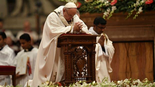 El Papa pidió a madres que amamanten
