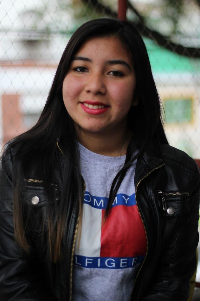 Candela Ruiz está por recibirse y quiere seguir contabilidad