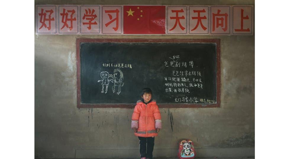 Tercer puesto en Retrato para Renshi Chen, China.