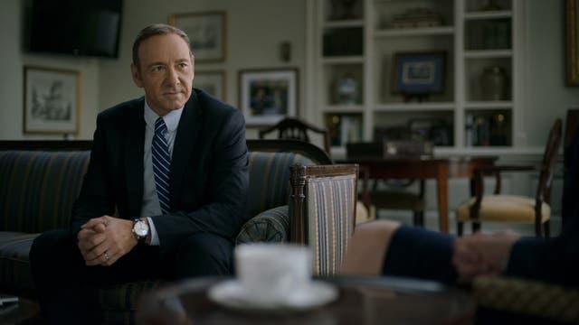 House of Cards, la serie que más hizo para impulsar el crecimiento de Netflix