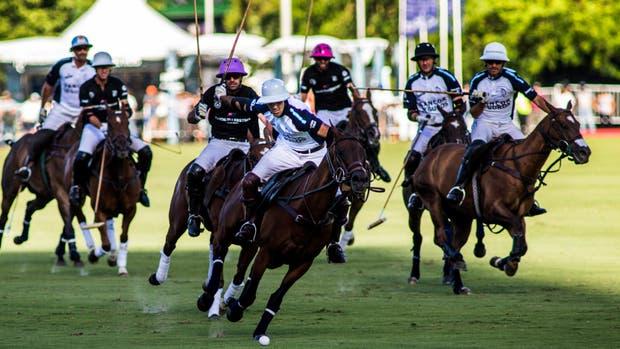 La Dolfina vs. Ellerstina, final del Campeonato Argentino Abierto de Polo de Palermo