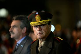 César Milani está en la mira de la Justicia por el crimen del soldado Alberto Ledo