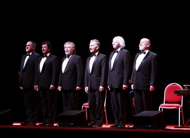 O'Connor, Turano, Núñez Cortés, Maronna, López Puccio y Mundstock