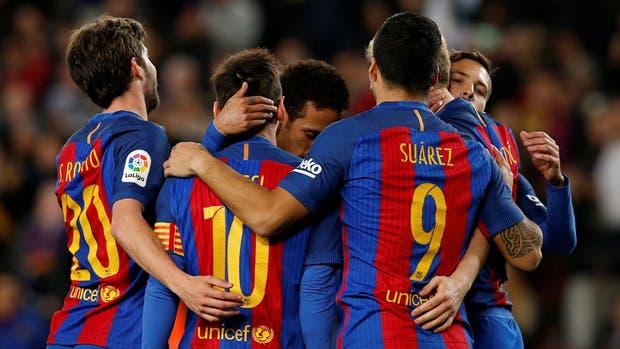 La imprevista paradoja del Barça de Messi y el Madrid de Cristiano