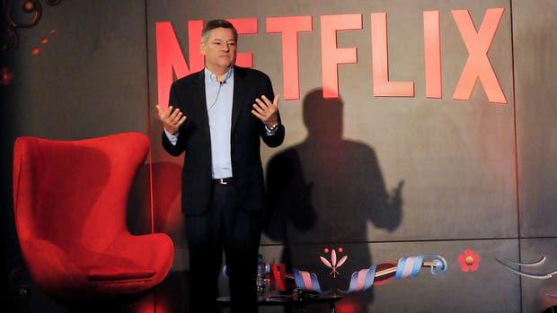 El 2018 se tiñe de celeste y blanco — Netflix