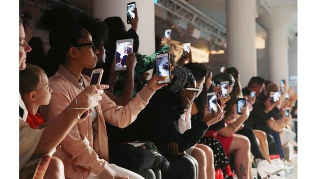 Desfile de Tumbler And Tipsy By Michael Kuluva fashion, en la New York Fashion Week, el 13 de septiembre de 2017