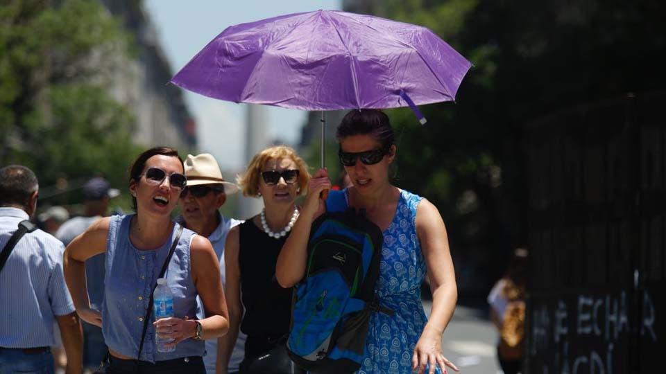 Alerta por tormentas fuertes en el centro y este de San Juan