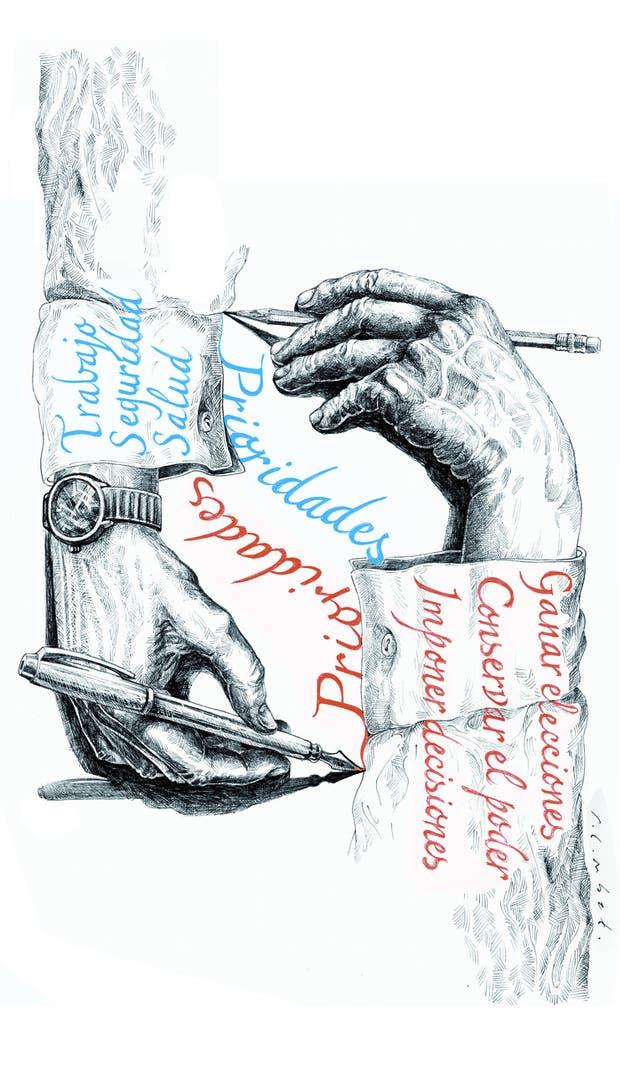 Ilustración: Juan Colombato