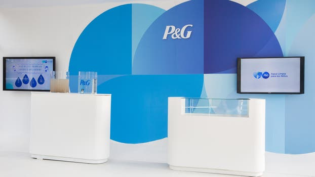 P&G busca concientizar sobre la importancia de cuidar el agua potable y estará presente en Tecnópolis con dos stands.