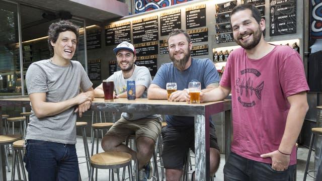 Amigos de la infancia, crearon El Galpón de Tacuara en San Fernando, y abrieron un segundo local en Palermo