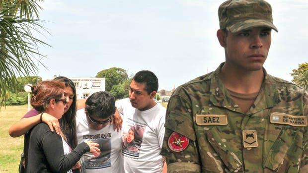 El Gobierno posterga los homenajes a los tripulantes del ARA San Juan