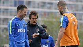 Guillermo pretende más de su Boca pese a los tres triunfos