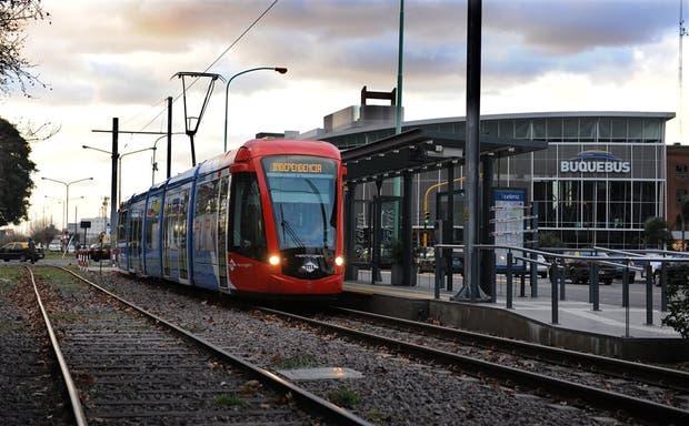 2007: el tranvía circuló sólo cinco años