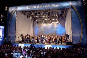 Imagen del evento Zurich Gala del Mar, X Edición, 2012