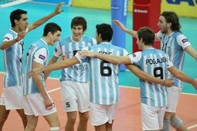 La Argentina está entre los cuatro mejores en la India