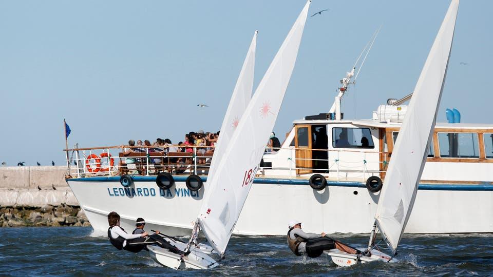 Mar Del Plata En El Foco Del Yachting Mundial