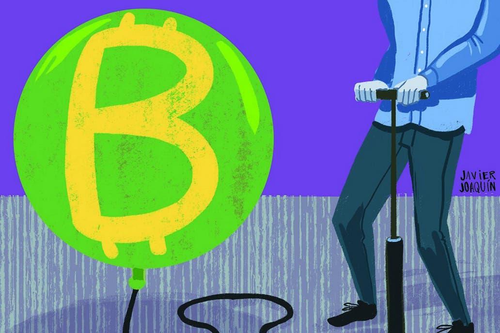 El bitcoin cae 20% en 36 horas