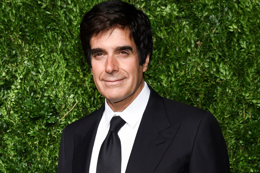 Mago David Copperfield es acusado de drogar y violar a una modelo