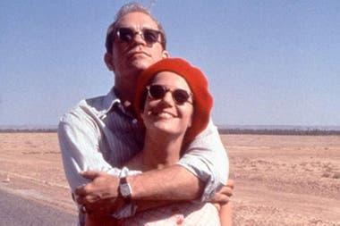 Shelter for love, not & # 39; John Malkovich and Debra Winger