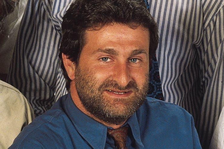 José Luis Cabezas, fotoperiodista, asesinado en enero de 1997 en una cava de General Madariaga