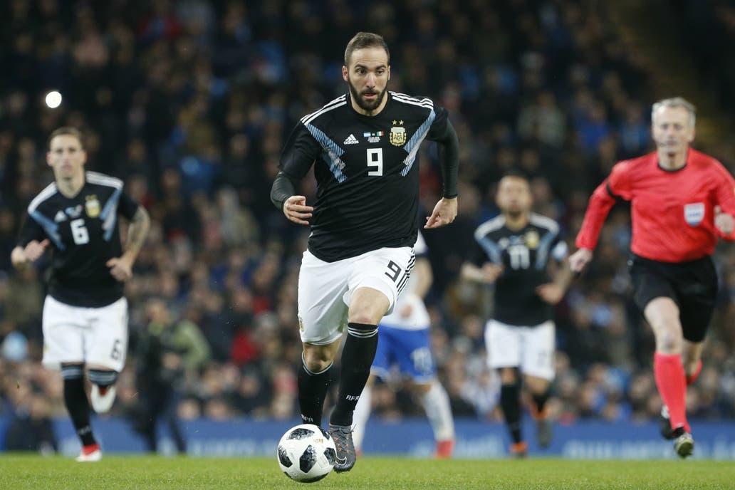 EN VIVO: La Selección sin Messi cae 2 a 1 ante España