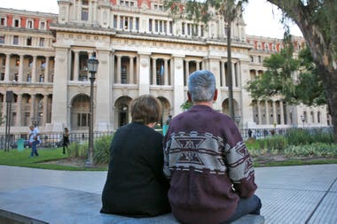 The resolution of the Supreme Court will affect pensioners with greater means
