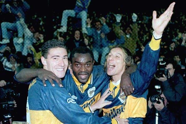 Alphonse Tchami, el único africano que se destacó en el fútbol argentino