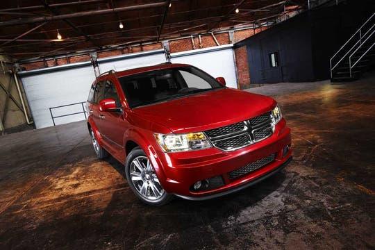 El Journey es uno de los modelos más exitosos de Dodge. Espacio, confort y seguridad.