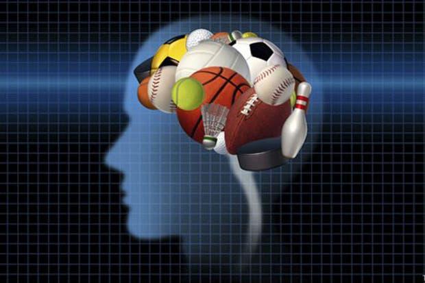 El cerebro es estimulado por la actividad física, pero hay deportes que actúan de una manera diferente