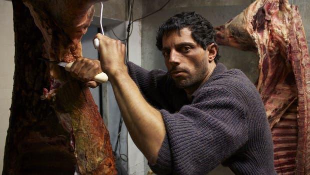 Joaquín Furriel es Hermógenes, en la película El Patrón: radiografía de un crímen