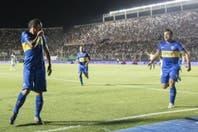 Llegó el alivio: Boca venció a San Martín en San Juan y terminó con la sequía
