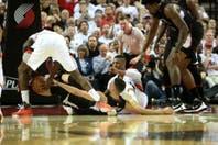 Los Angeles Clippers de Pablo Prigioni cayeron ante Portland y quedaron eliminados