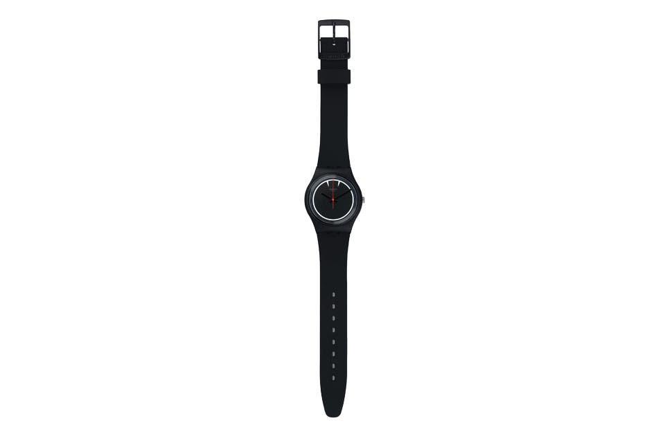 Reloj, Swatch $1295.