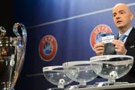 """La UEFA considera """"absurdas"""" las acusaciones de Blatter sobre arreglos en los sorteos"""