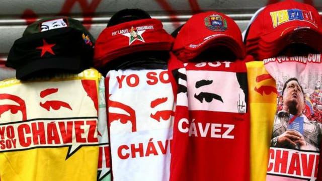 Mientras que el apoyo a Nicolás Maduro en Venezuela está entre el 20 y 30%, el del fallecido presidente Hugo Chávez es de 60%