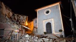 El pueblo de Visso, en la provincia de Macerata, una localidad a 174 kilómetros de Roma