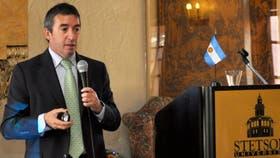 Santiago Otamendi, secretario de Justicia y titular del GAFI