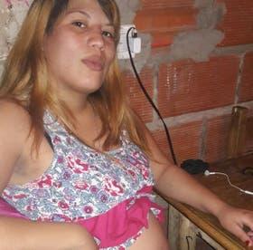 La mujer asesinada Ayelén Roldán
