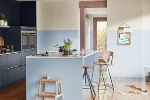 Deco: 4 colores que son tendencia para pintar tu cocina