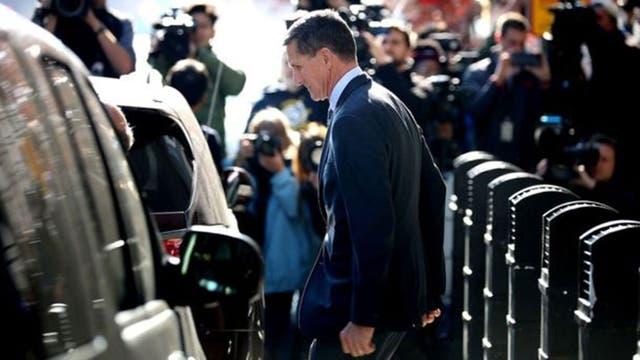 Flynn reconoció haber mentido en el marco de la investigación del Departamento de Justicia sobre la supuesta interferencia rusa en las elecciones presidenciales de 2016