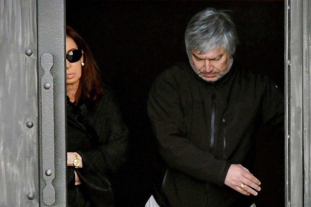 Documentos suizos revelan que Báez era testaferro de Néstor Kirchner