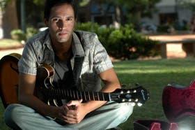 Un guitarrista creativo