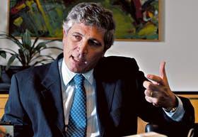 Eduardo Caride, presidente del Grupo Telefónica