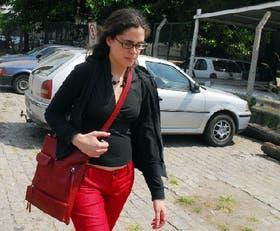 Sampallo Barragán llega a los tribunales de Comodoro Py