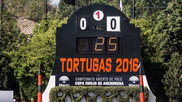 La final del Abierto de Tortugas será el domingo