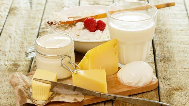 Las grasas suelen consumirse en forma de quesos, manteca y carne